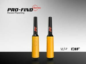 Metalldetektor Pinpointer PRO-FIND 15-35