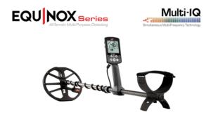 Metalldetektor Minelab EQUINOX 800