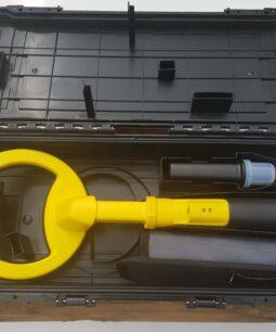Metalldetektor-Pi-3kHz-Nagelfinder-Nageldetektor-Nagelsuche-Nailfinder-mit-Koffer